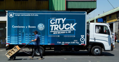 City Truck – El espíritu de una pick up: Volkswagen Delivery 6.160 / 4000