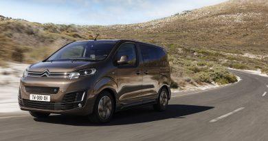 Citroën ë-Spacetourer:  Vehículo polivalente y 100% eléctrico para una vida intensa
