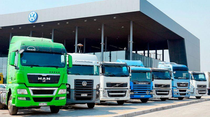 Camiones usados garantizados, una división especializada de Porsche Chile