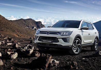 All new Korando, el renovado SUV de Ssangyong llega a chile