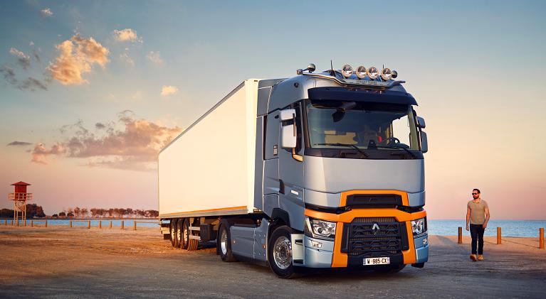 Salfa estrena en Chile: Renault Trucks T High 520