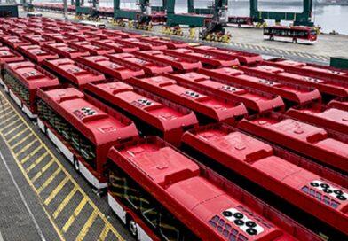 23 ofertas en la licitación de buses para el Sistema Metropolitano de Transportes