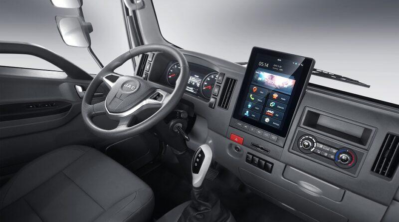 [+Video] ¿Conoces el Camión Eléctrico de JAC Motors?