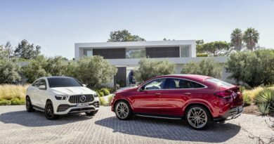 [+Video] Mercedes-Benz GLE Coupé llega a Chile