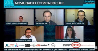 Importante Encuentro sobre Electromovilidad en Chile