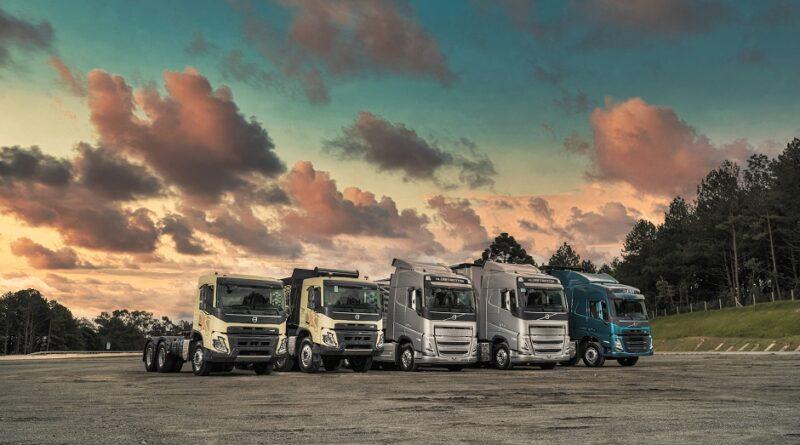 [Lanzamiento] Última generación de Camiones Volvo: Eficiencia y seguridad