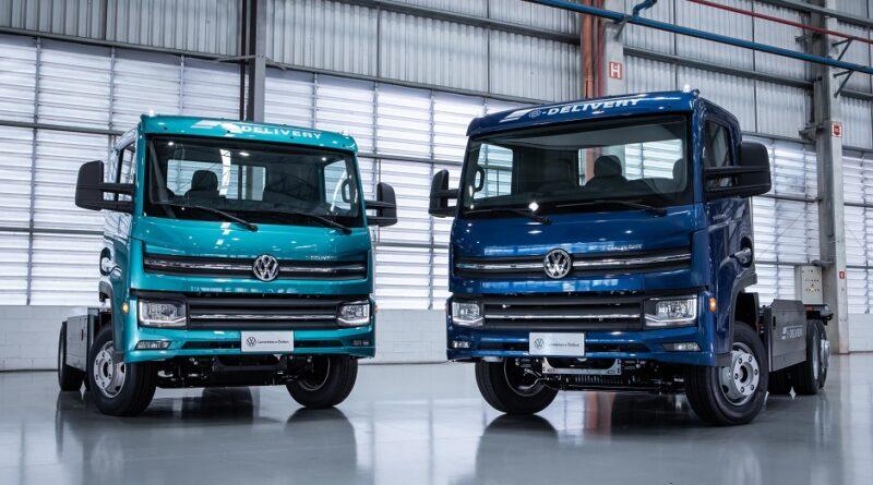 [+Video] e-Delivery: Lanzado el primer camión eléctrico de Volkswagen