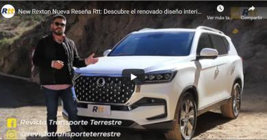 [+Video] New Rexton descubre aquí el renovado diseño interior y exterior…
