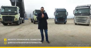 [+Video] Última generación camiones Volvo