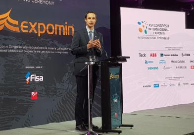 Inauguración EXPOMIN 2021